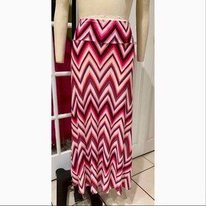 Seven7 Maxi Skirt (NWOT)
